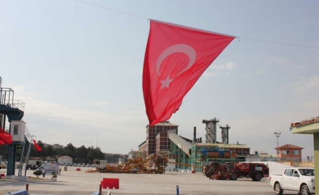 Amasya Şeker Fabrikası'nda 67. pancar alım kampanyası başladı
