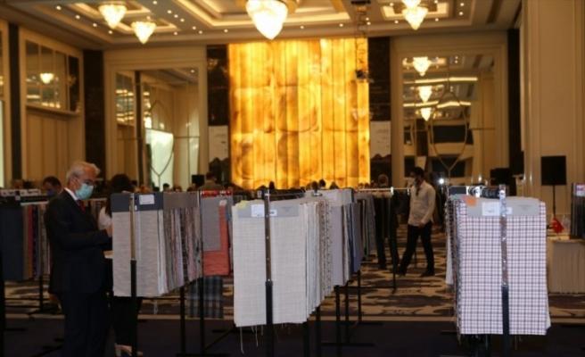 Dünyaca ünlü kumaş üreticileri Türk markaları ile İstanbul'da buluştu