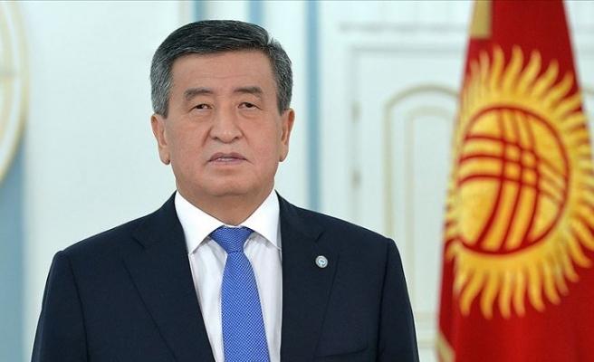 Eski Cumhurbaşkanı Atambayev, Cumhurbaşkanı Ceenbekov'un istifasını talep etti