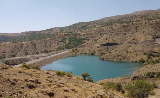 DSİ Giresun'da son 18 yılda 7 baraj ve 2 gölet yaptı