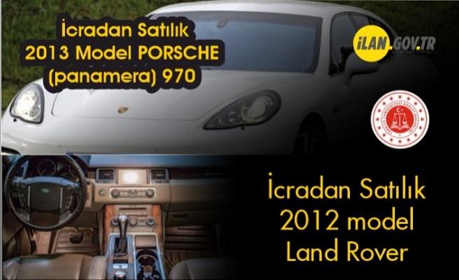 2012 model Land Rover marka araç satılık