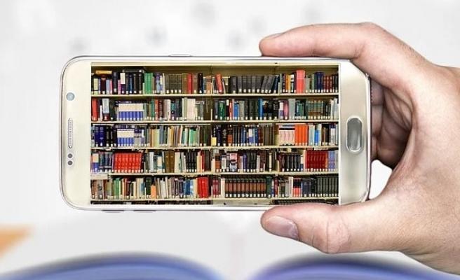 Kütüphanelerde de dijitalleşme süreci hız kazandı