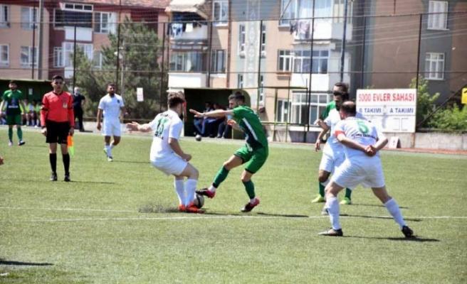 İşitme Engelliler Futbol Birinci Lig maçları Karabük'te başladı