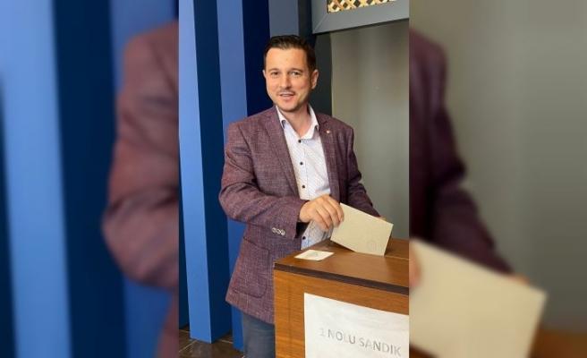 TSYD Trabzon Şubesi Başkanlığına yeniden Selçuk Kılıç seçildi