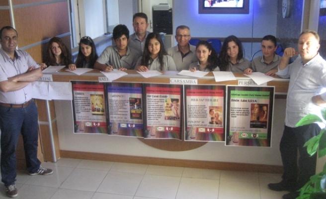 Altınkaya Anadolu Lisesi Sinema Günleri