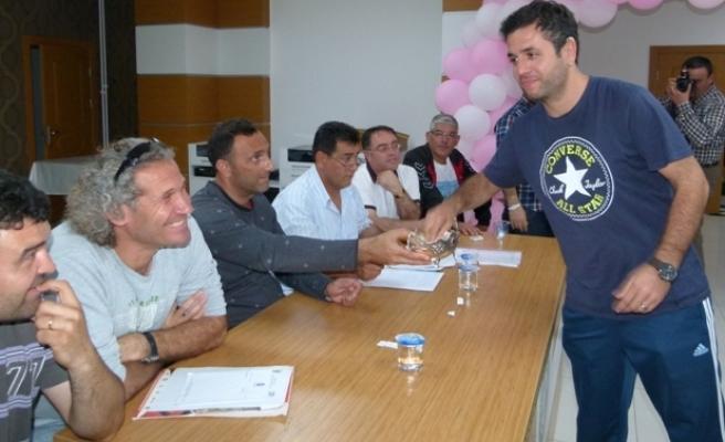 Basketbol Türkiye Şampiyonası Bafra'da Başladı