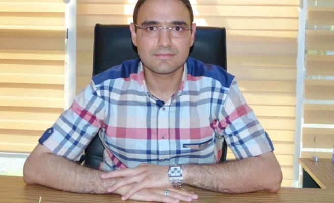 Hatipoğlu, Bafra Gençlik Merkezi Müdürlüğüne Başladı