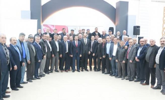 AK Parti İl Başkanı Göksel:  'Sistemi iyi anlatmalıyız'