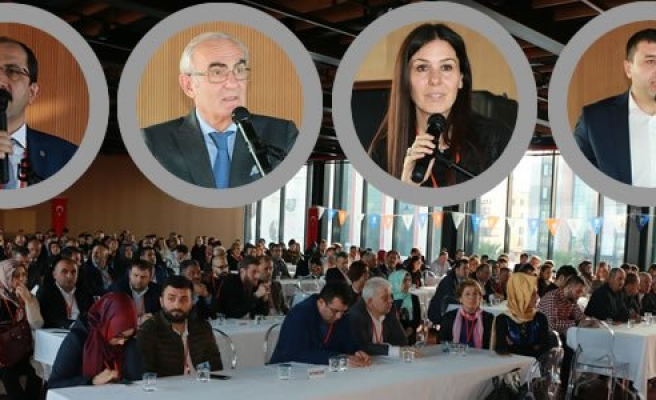 AK Parti Samsun İl Başkanlığı 71. İl Danışma Meclisi Toplantısı