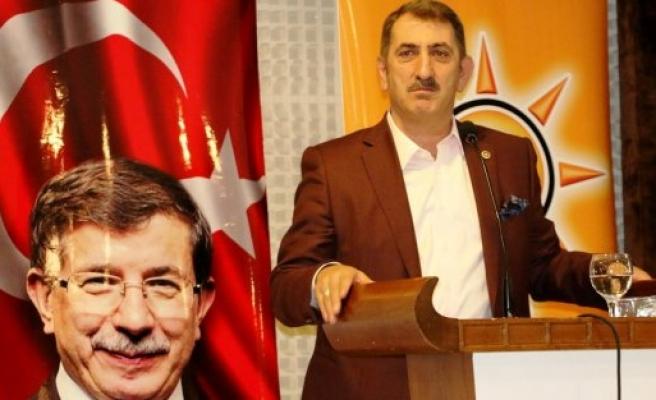 AK Parti Samsun Milletvekili Köktaş'dan Kurban Bayramı Mesajı
