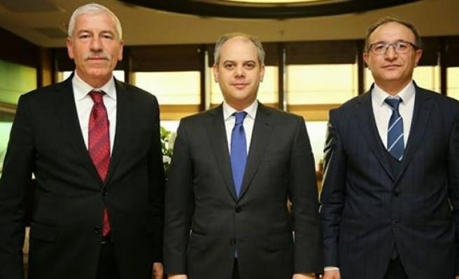Alaçam Belediye Başkanı Hadi UYAR'dan Ankara Ziyareti