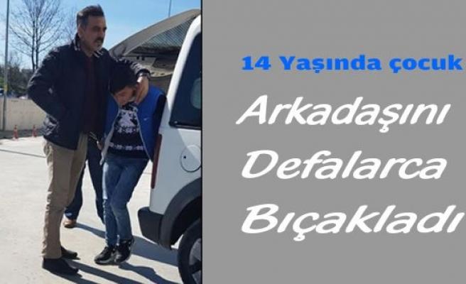 Alican'ı Bıçaklayan Şahıs Yakalandı