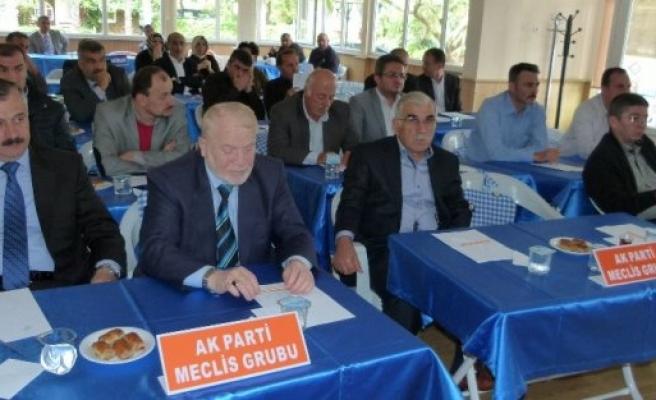 Bafra Belediyesi Ekim Ay Meclis Toplantısı