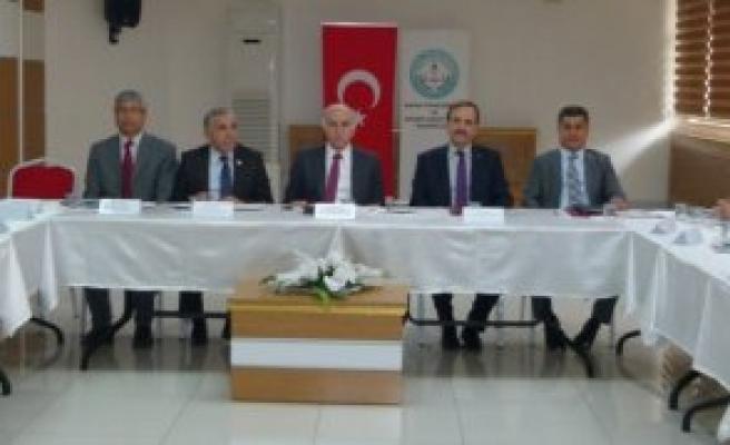 Bafra OSB Müteşebbis Heyeti Toplantısı yapıldı