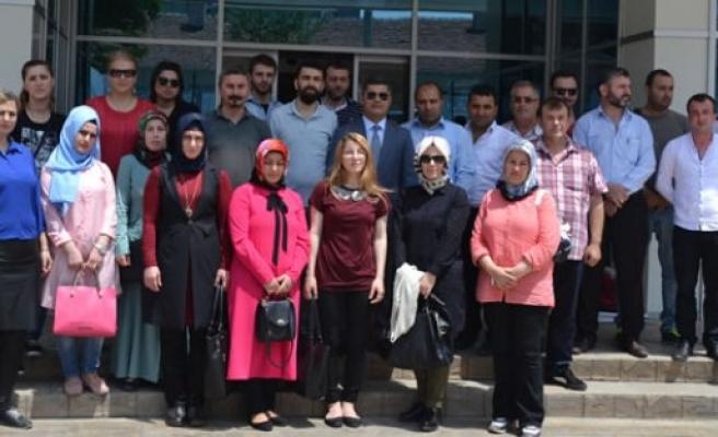 BAFRA TSO'dan Alaçam ve Yakakent Bölgesi için Girişimcilik Eğitimi