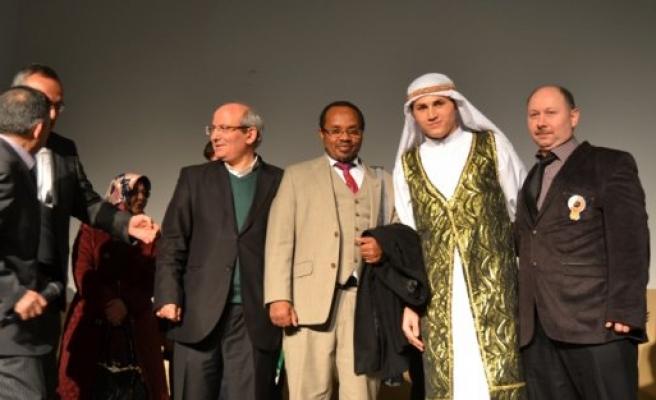 Bafra'da  6. Uluslararası Arapça Yarışmaları