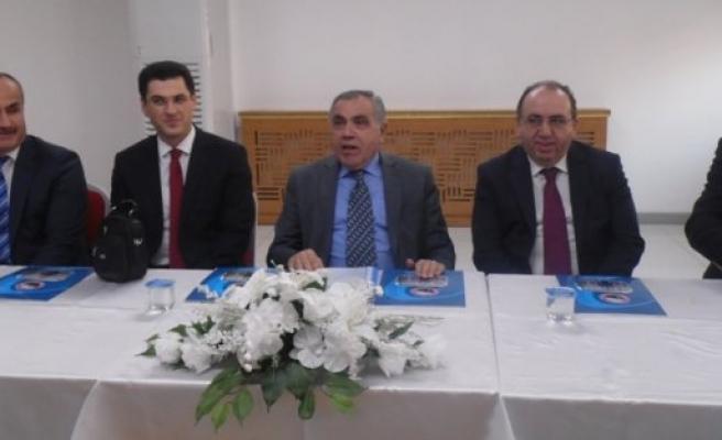 Bafra'da Hayat Boyu Öğrenme Planlaması Toplantısı