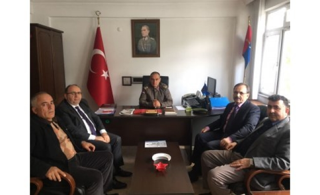 Başkan Şahin, Gazi Korkmaz'ın Ailesini Ziyaret Etti