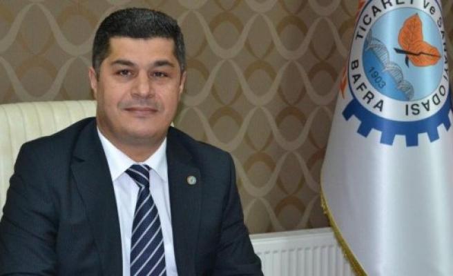 Büyükşehir Belediye Başkanı Yusuf Ziya Yılmaz'a Teşekkür