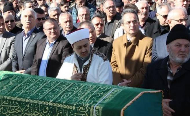 CHP Genel Başkan Yardımcısı Bülent Tezcan'ın amcası toprağa verildi