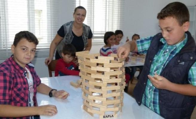 Çocukların Hafızaları ve Zekaları Oyunla Geliştirilecek