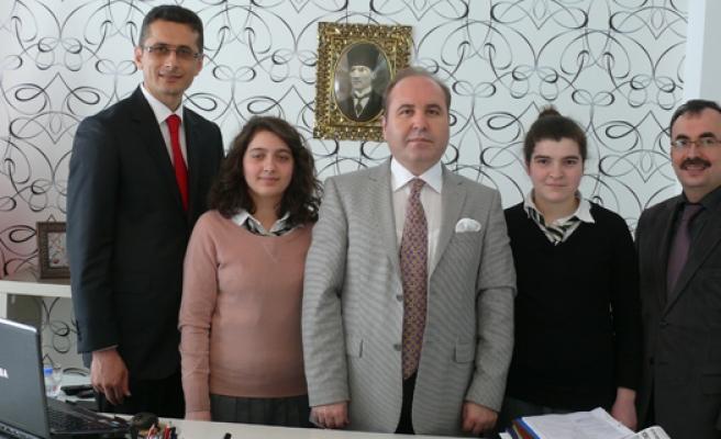 Anadolu Lisesinin Projesi İlgi Görüyor