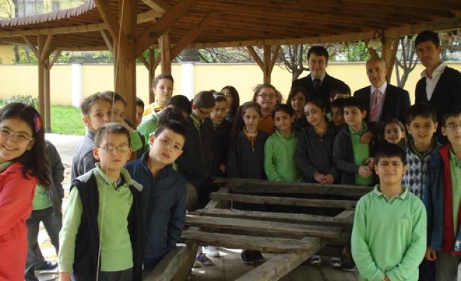 Delta Öğrencileri Bafra Müzesi'ne Gezi Düzenledi