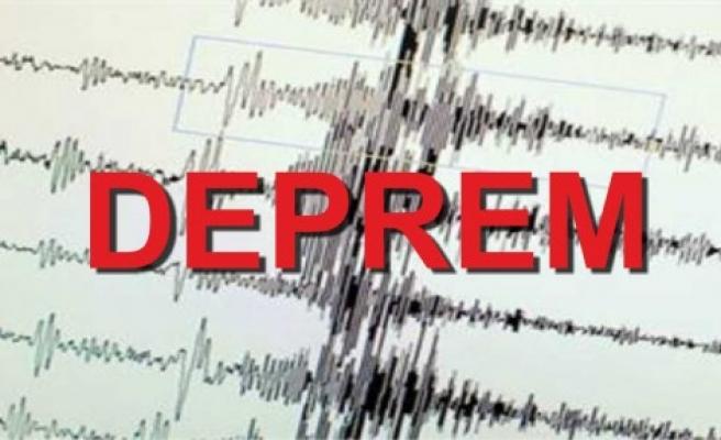 BAFRA'DA 4.2 ŞİDDETİNDE DEPREM