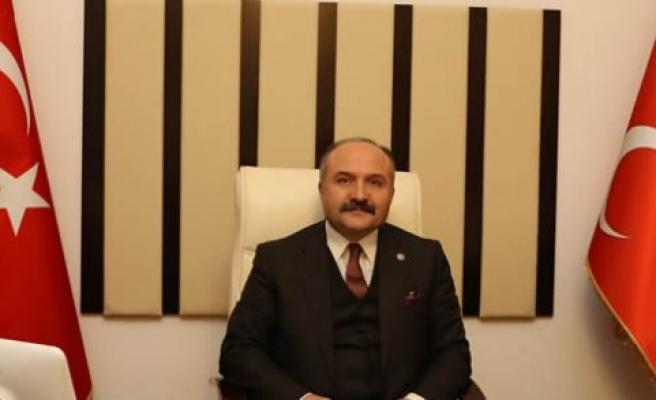 Erhan Usta'dan Samsun'a ve Samsunspor'a Taziye Mesajı