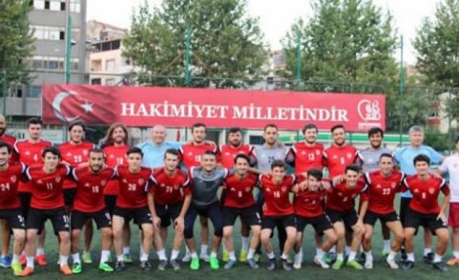İSTANBUL BAFRASPOR'DAN FARKLI TARİFE 2-0