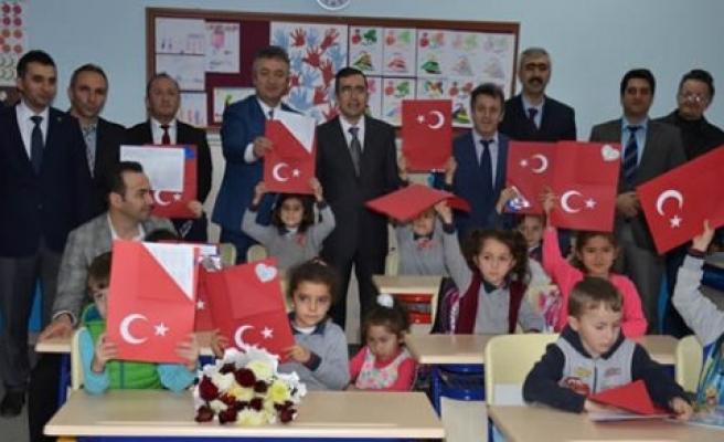 Karne Günü'nde Başkan Osman Topaloğlu'na Teşekkür