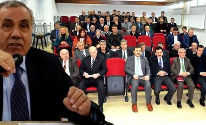 Kaymakam Arslan'dan Okul Müdürleriyle Toplantı