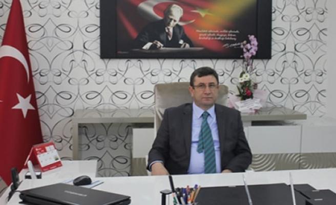 """KAYMAKAM TÜRKEL'DEN  """"18 MART ŞEHİTLERİ ANMA VE ÇANAKKALE ZAFERİ"""" KUTLAMA MESAJI"""