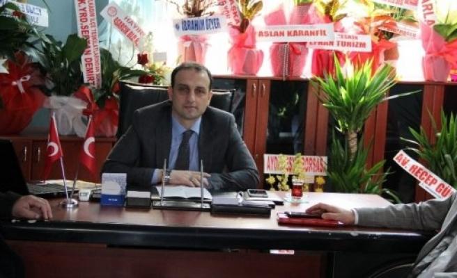 KESKİN,' MHP'Yİ SAMSUN'DA BİRİNCİ PARTİ YAPACAK'