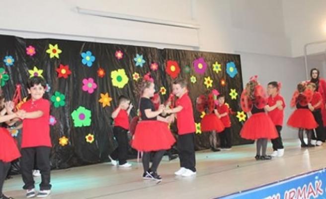 Kızılırmak Anaokulu'ndan Muhteşem Yıl Sonu Gösterisi
