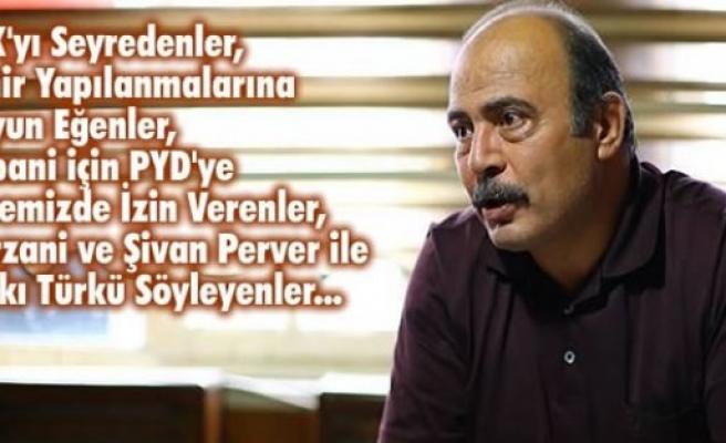 MHP İlçe Başkanı Çamaş'tan Zehir Zemberek Açıklama