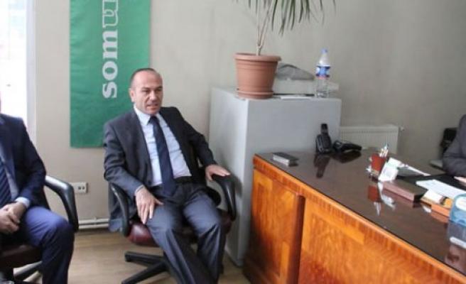MHP Milletvekili Erhan Usta'ya Taziye Ziyaretleri Sürüyor.