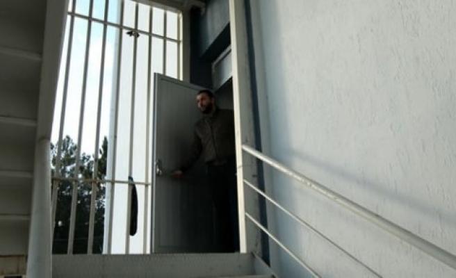 Müdürlüğümüze Bağlı Öğrenci Yurtlarındaki Yangın Merdivenlerinin Hiçbir Sorunu Yok