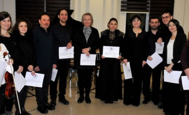 OMÜ Devlet Konservatuarı'nda Çağdaş Müzik Konseri