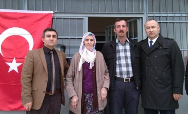 Osmanbeyli Şehit Mustafa Pilan Özel Eğitim Uygulama Okulunda Çanakkale Şehitleri Anıldı