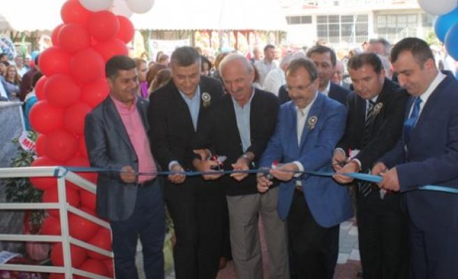 Özel Bafra AK Okullarına Muhteşem Açılış Töreni