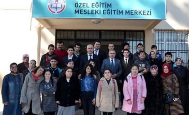 Özel Eğitim Merkezi Öğrencileri Okullarına Kavuştu
