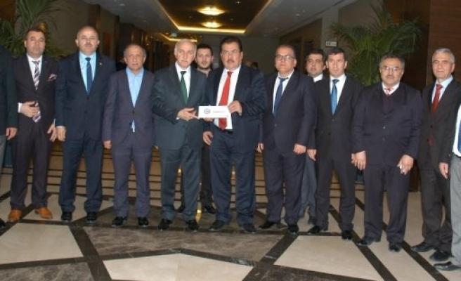 SAMKON'DAN FESHANEDE 8. SAMSUN TANITIM GÜNLERİNE DAVET