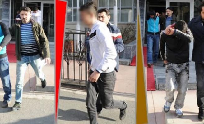 Samsun'da Ayakkabı Hırsızlığı İddiası