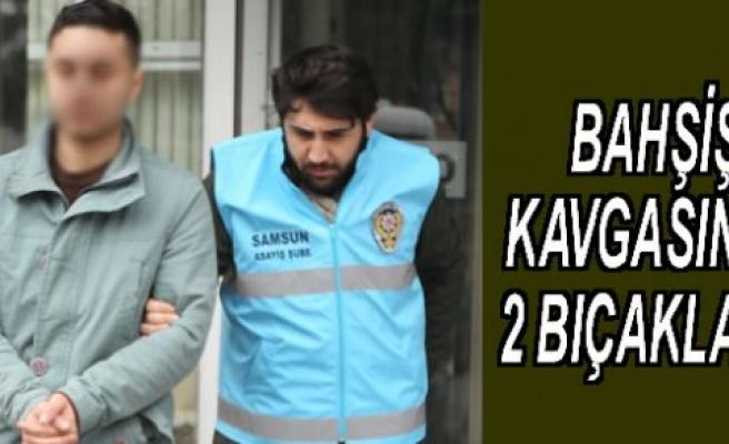 Samsun'da Bahşiş Kavgası 2 Yaralı