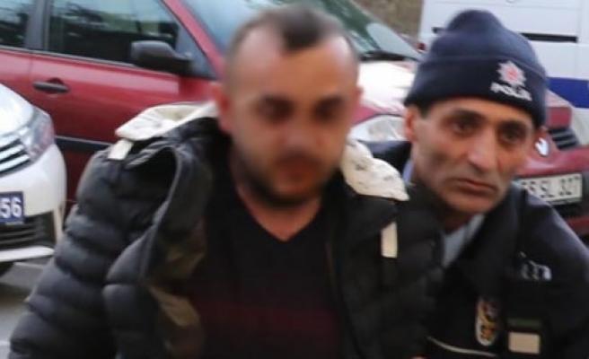 Samsun'da Bıçakla Yaralama