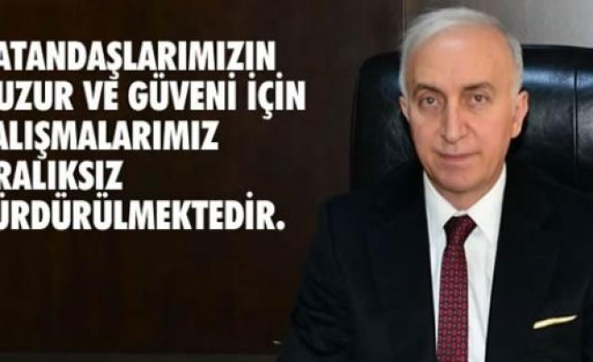 Samsun'da Geçen Haftaki Asayiş Raporu Açıklandı