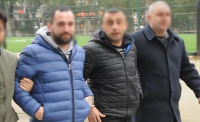 Samsun'da, İki Ayrı Silahla Yaralamada 2 Kişi Gözaltında