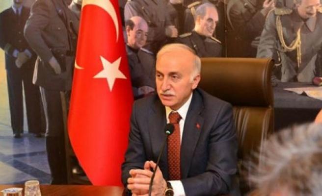 Samsun'da 'İl Afet ve Acil Durum Koordinasyon Kurulu Toplantısı'