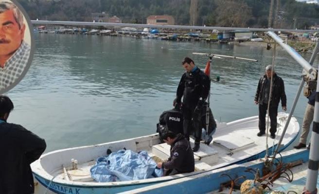 Samsun'da Kayıp Balıkçının Cesedi Bulundu